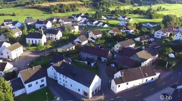 Dorfkern von Pützborn